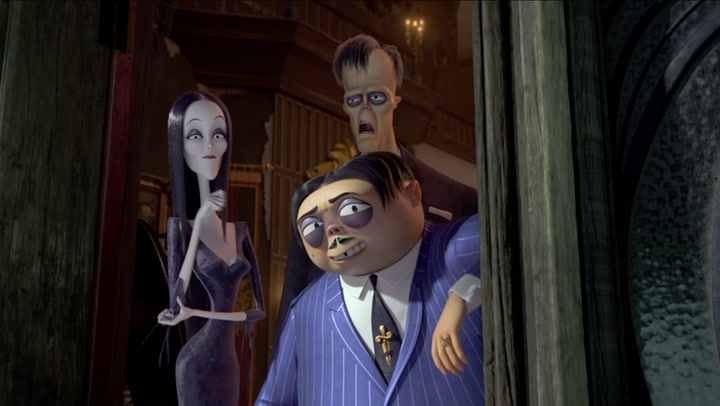 'The Addams Family' Official Trailer