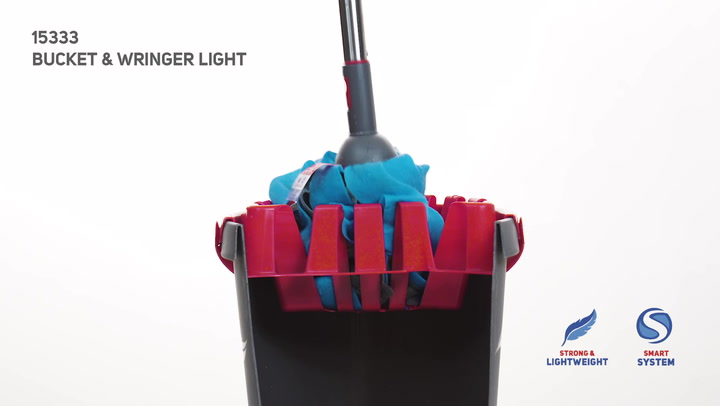 Preview image of Nordic Stream Mop Bucket & Wringer video