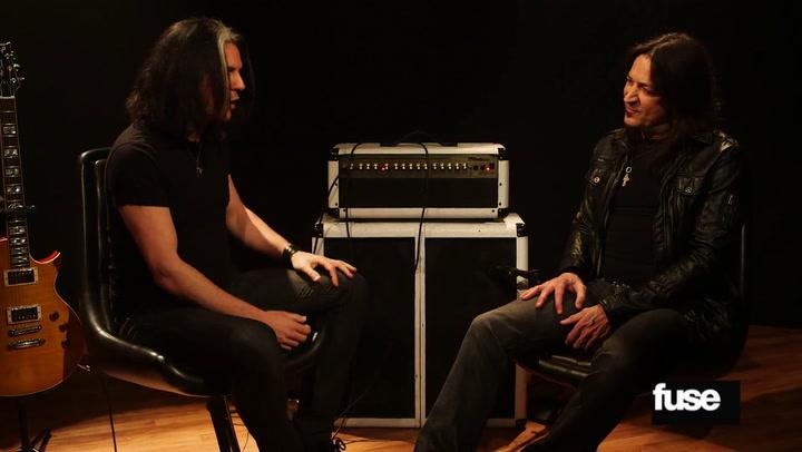 Testament's Alex Skolnick and Stryper's Michael Sweet Part 1