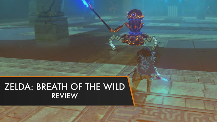 The Legend of Zelda: Breath of the Wild Review | Trusted Reviews