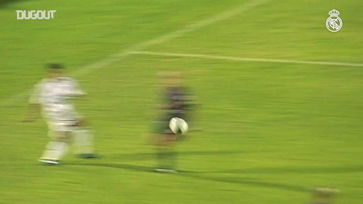 Melhores momentos de Van Nistelrooy pelo Real Madrid