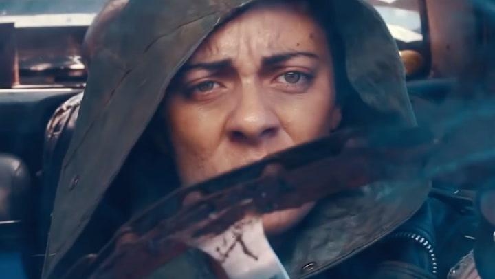 'Scavenger' Trailer