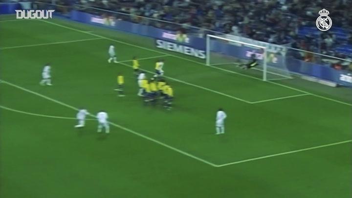 أفضل الركلات الحرة: روائع بيكام مع ريال مدريد