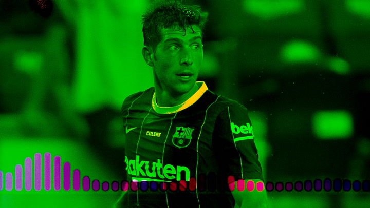 "Sergi Roberto: ""No me imagino un Barça sin Messi"""
