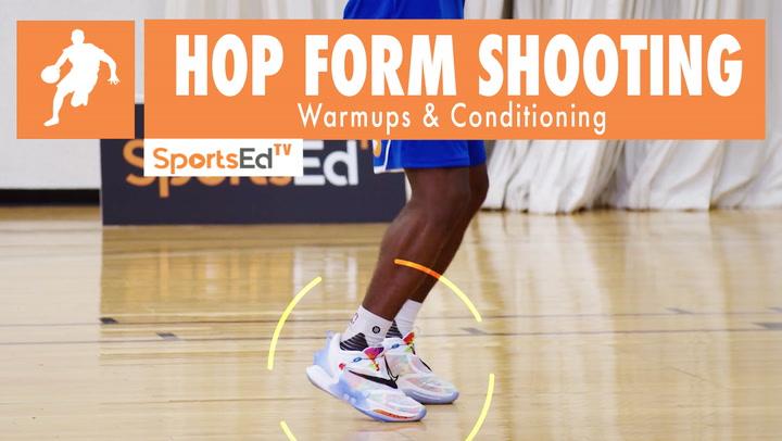Hop Form Shooting