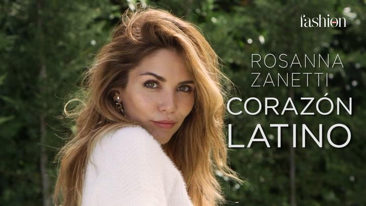 Rosanna Zanetti, corazón latino en H!FASHION
