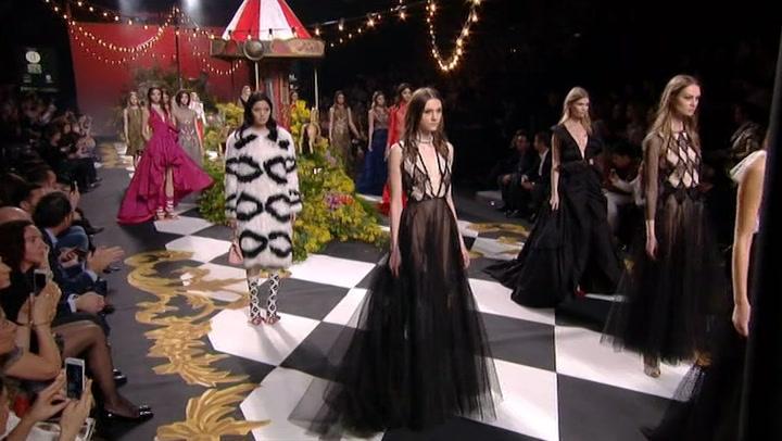 Fashion Week Madrid otoño-invierno 2017-2018: Jorge Vázquez