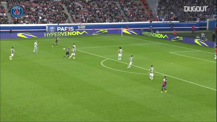 Edinson Cavani top five goals with Paris Saint-Germain