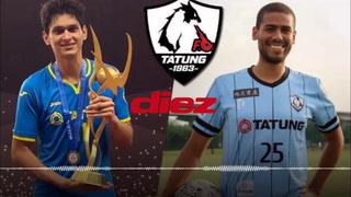 Hondureños que destacan en el fútbol de Taiwán: