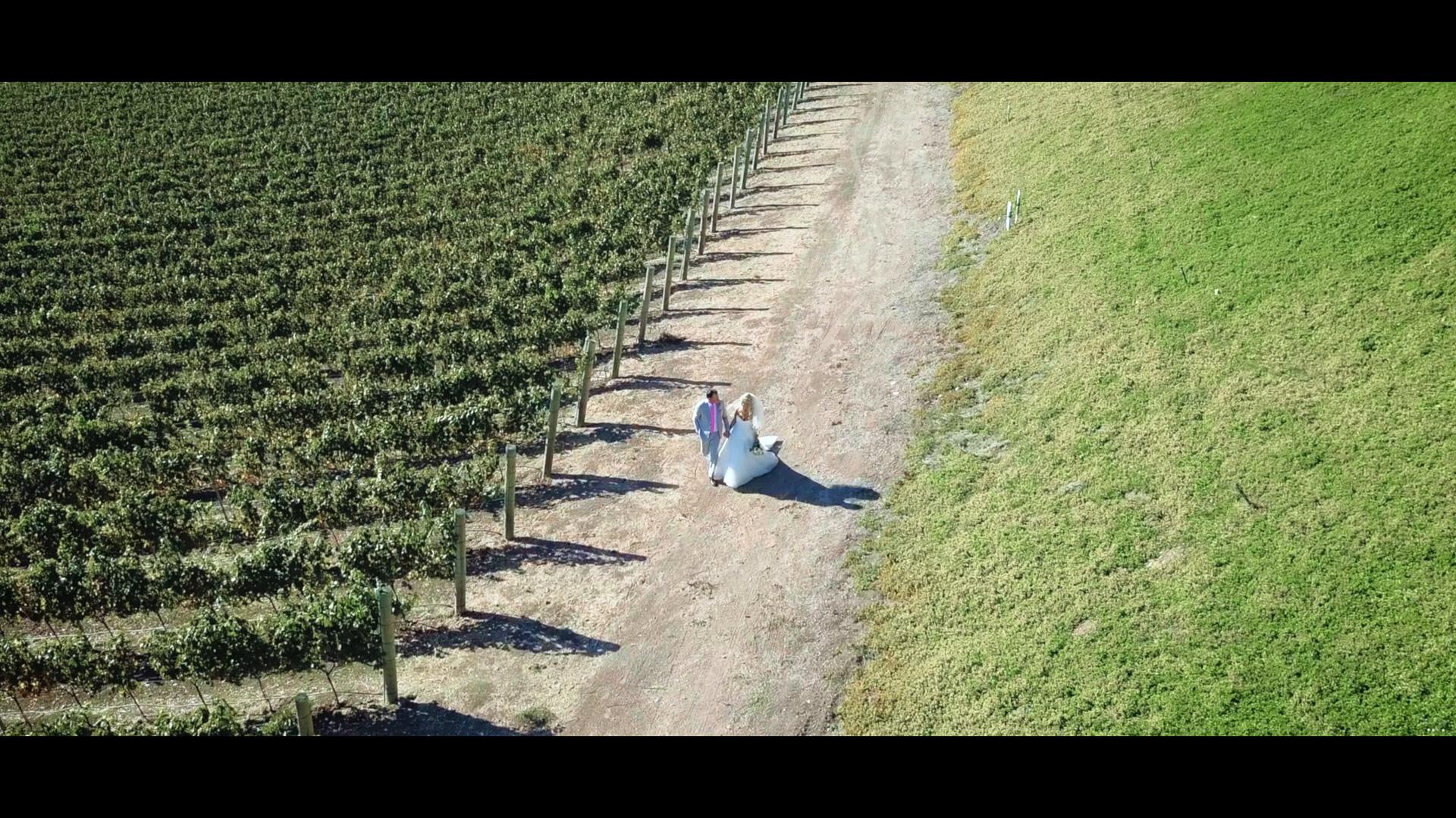 Corinne + Michael | Rancho Palos Verdes, California | Catalina View Gardens