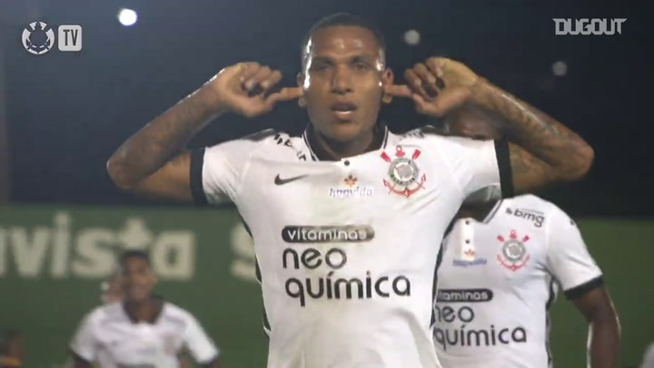 Corinthians' beat Retrô on penalties in second round of 2021 Brazil Cup