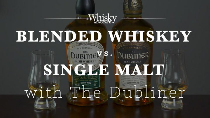 Blended Whiskey vs. Single Malt with The Dubliner