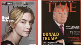 Time wants Trump to take down this fake magazine cover
