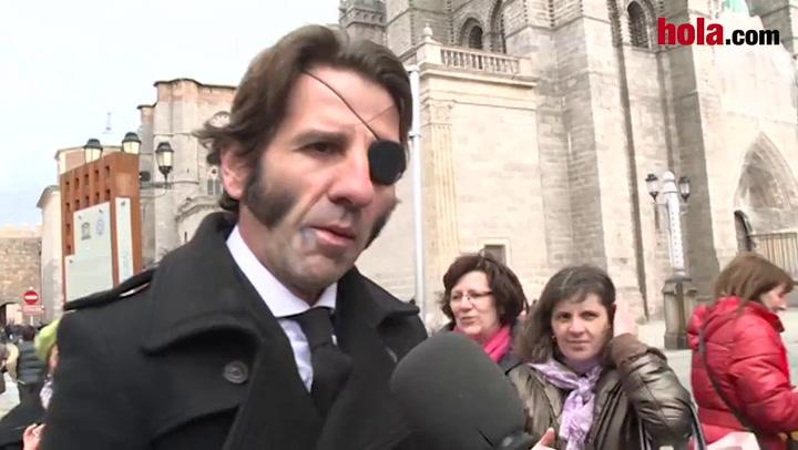 Juan José Padilla: La familia Suárez ha dado un ejemplo de fuerza y entereza\'