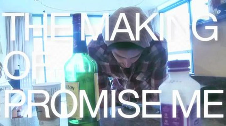 """Music Video: Kill Hannah - The Making of """"Promise Me"""" - Part 1 (of 3)"""
