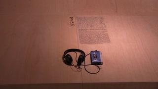 Una muestra en Tokio repasa los 40 años del revolucionario Walkman de Sony