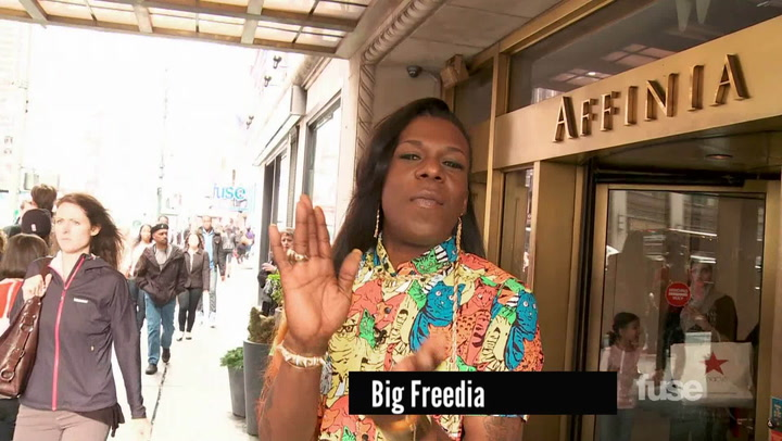 Shows: Big Freedia Queen of Bounce: Big Freedia Brings New Orleans Flavor to The Big Apple
