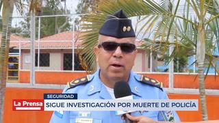 Sigue Investigación Por Muerte De Policía