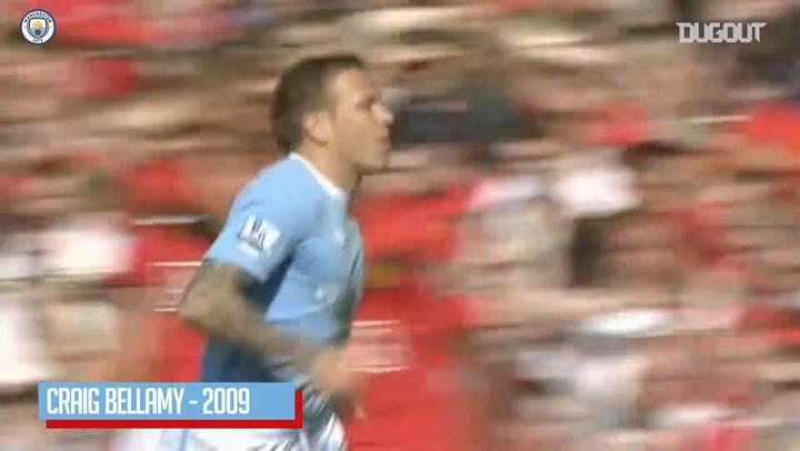 Incredible Goals: Craig Bellamy Vs Manchester United