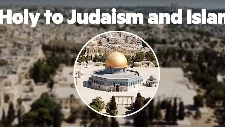 How Jerusalem's Al-Aqsa Mosque became a central point of conflict between Israel and Palestine