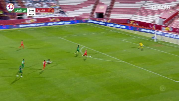 Highlights: Fujairah 3-2 Shabab Al-Ahli