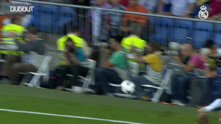 Varane's best headed goals with Real Madrid