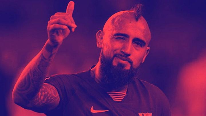 Lo mejor de Arturo Vidal en el FC Barcelona