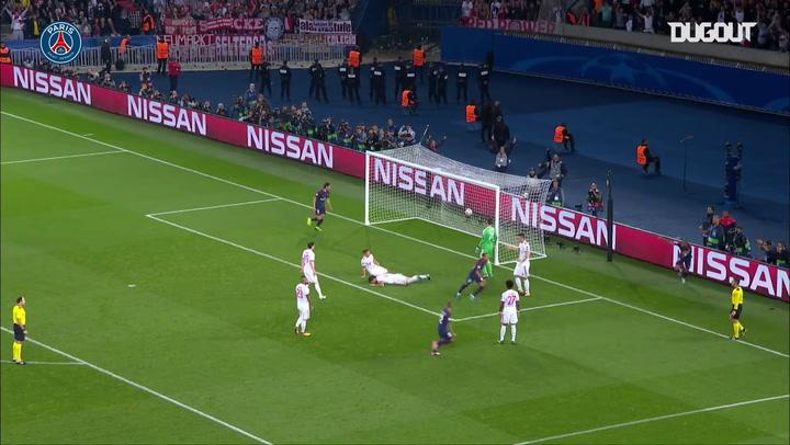 Mbappe và Neymar: Cặp bài trùng ở Champions League
