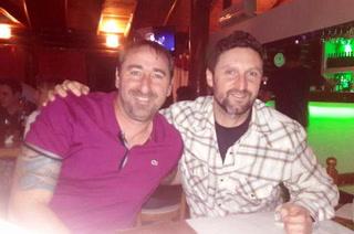 Marcelo Verón y Mauricio Pacini trabajan para volver a Honduras haciendo dupla como técnicos