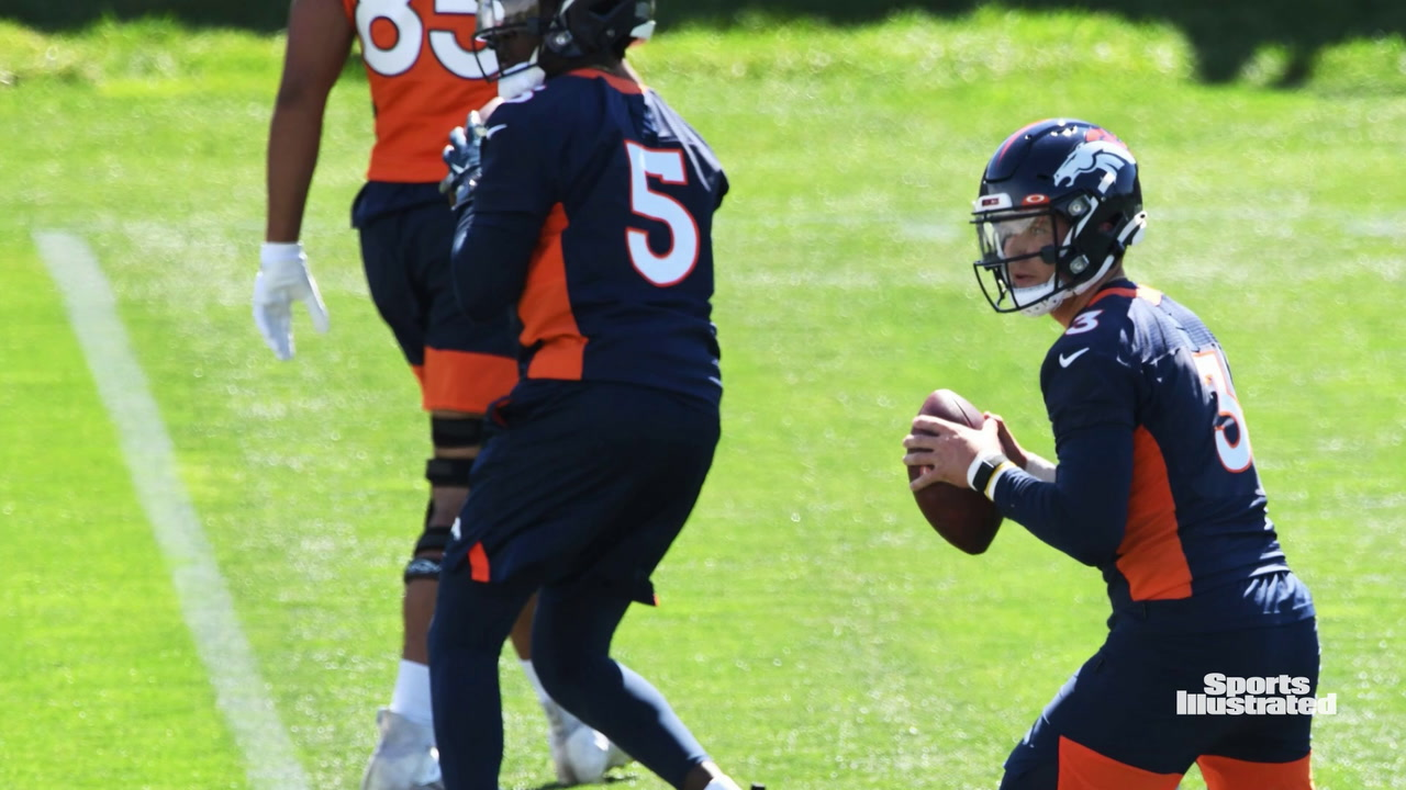 Jerry Jeudy Off To An Outstanding Start at Broncos Training Camp