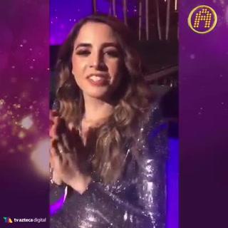 Angie Flores resalta entre los favoritos de los exacadémicos