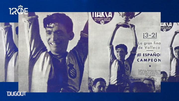 RCD Espanyol's 120th anniversary
