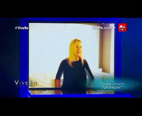 Luisana Lopilato y hasta Moldavsky bailaron Chufacha
