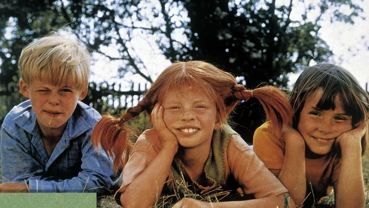 ¿Recuerdas a Pippi Calzaslargas? Así es ahora la actriz que interpretaba a la niña