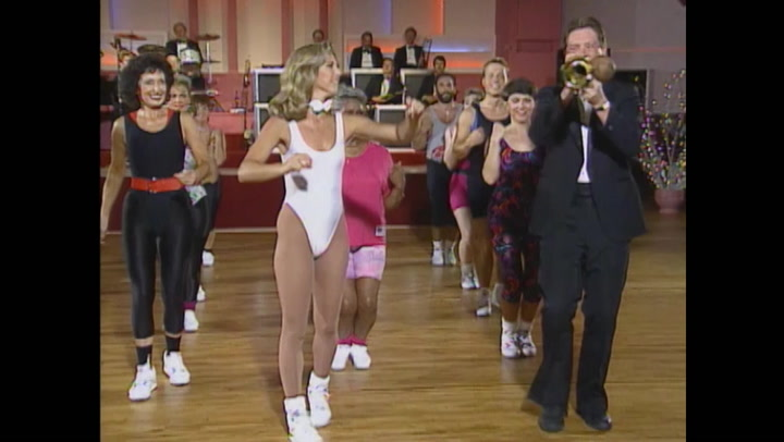 Denise Austin: Swingin' to the Big Bands - Low-Impact Workout