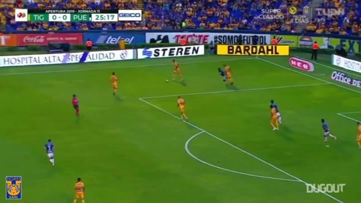 Hugo Ayala's best Tigres moments