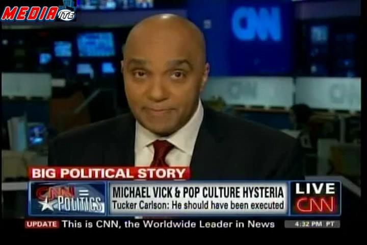 "Max Kellerman On CNN: ""If You Eat Pork,"" Don't Complain"