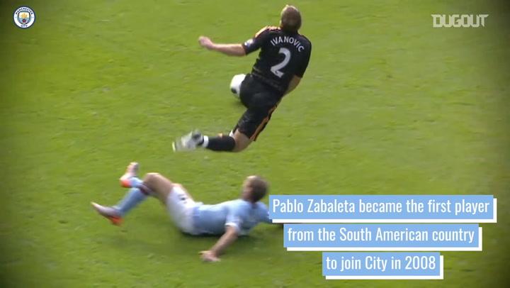 Man City's Argentine influx