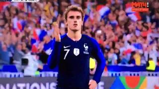 Griezmann le da el triunfo a Francia sobre Alemania en Liga Naciones