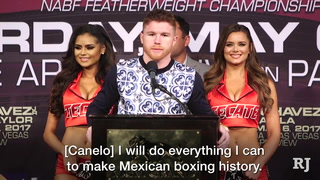 Canelo and Chavez Jr. press conference highlights