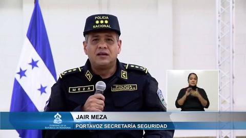 Honduras restringe movilidad al último número de la identidad