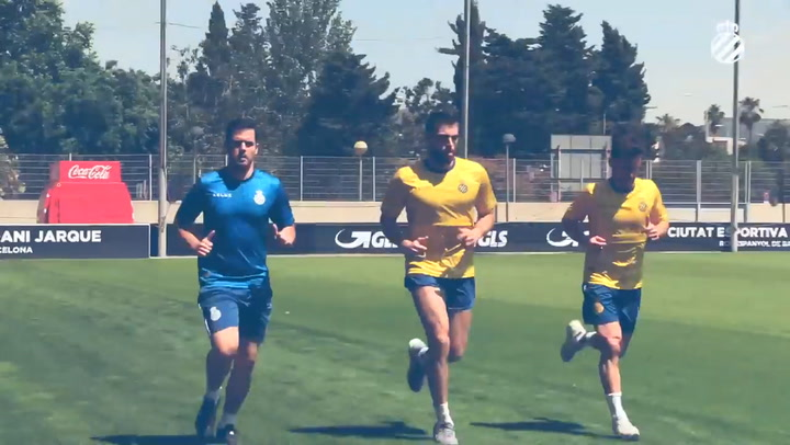 David López y Pablo Piatti regresan a los entrenamientos
