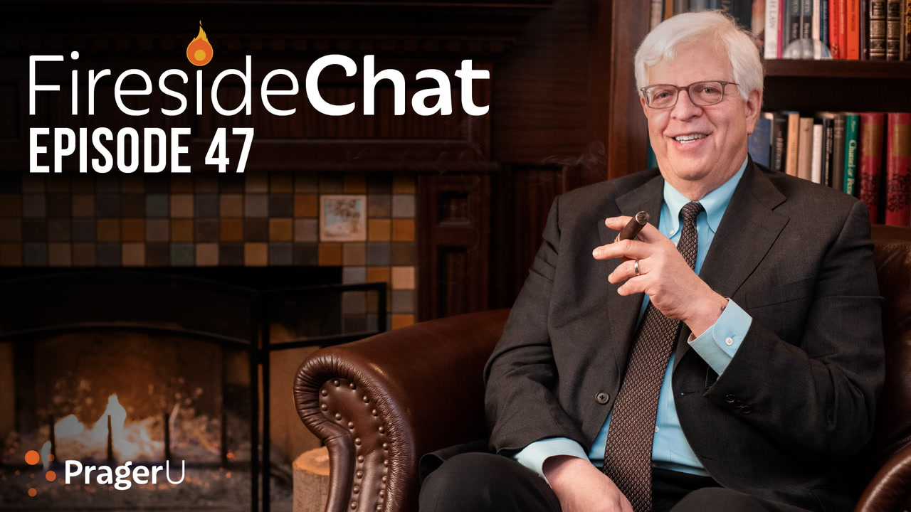 Fireside Chat Ep. 47 - Fireside Chat at Rancho del Cielo