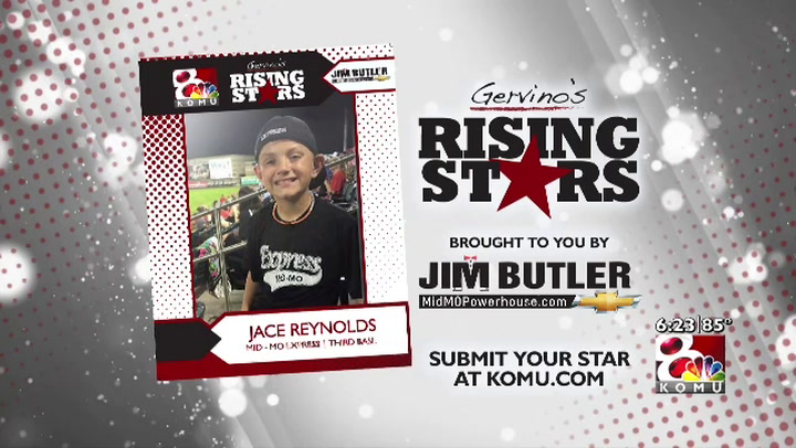 Gervino's Rising Star - Jace Reynolds