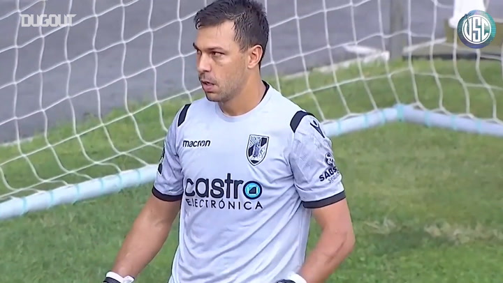 Vitória SC's top 10 saves from the 2018-19 season