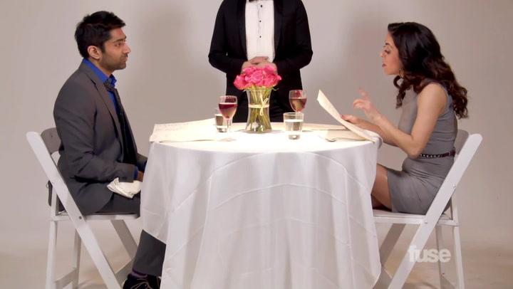 Shows: White Guy Talk Show: Mock Date (Webisode)