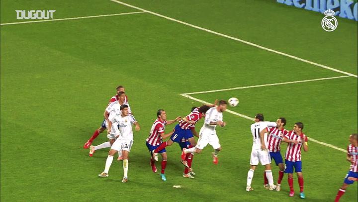 Sergio Ramos' Best Headed Goals