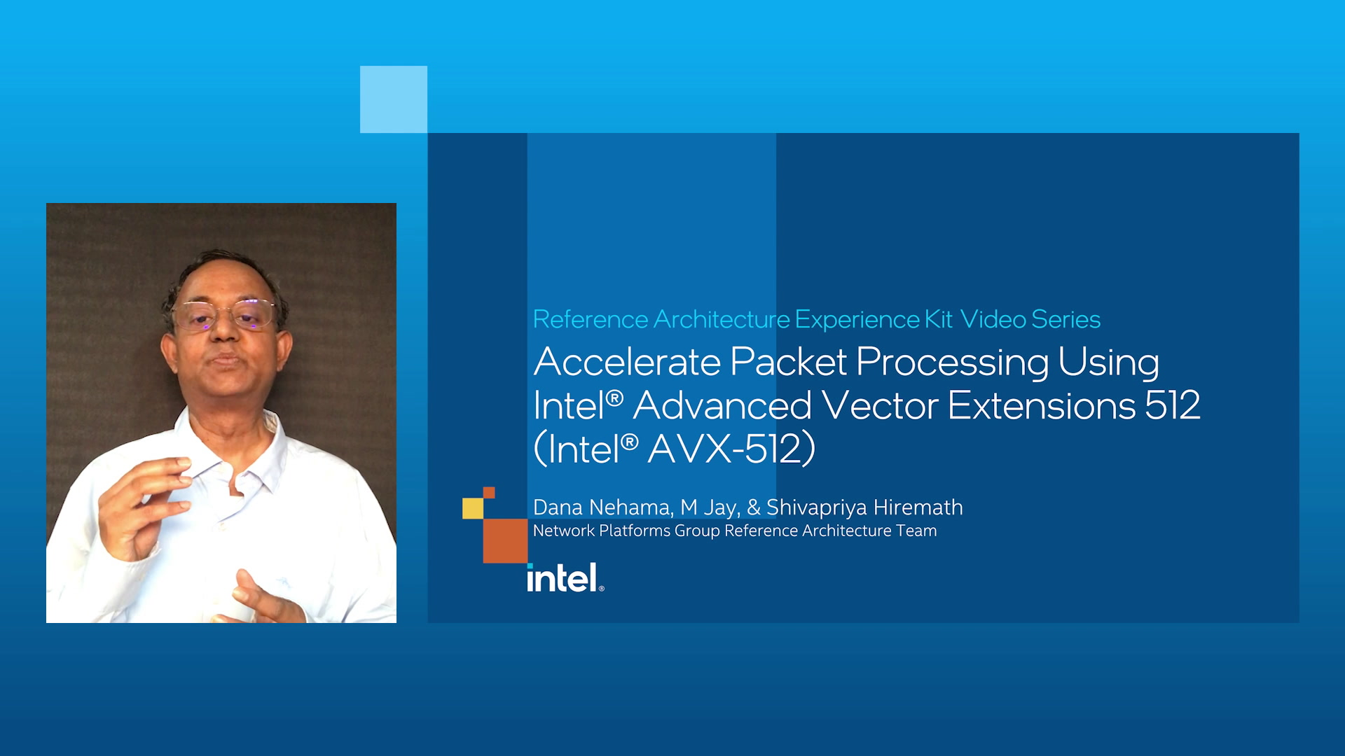 Chapter 1: Accelerate Packet Processing Using Intel® Advanced Vector Extensions 512 (Intel® AVX-512)