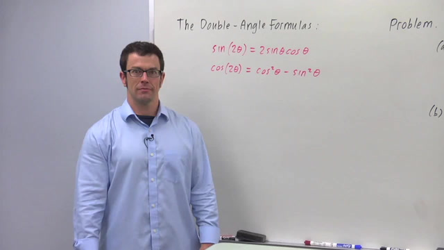 The Double-Angle Formulas - Problem 1