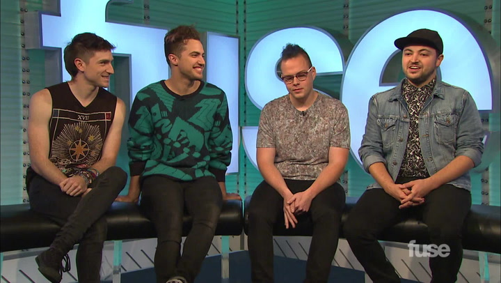 Interviews: Walk The Moon (November 2014)
